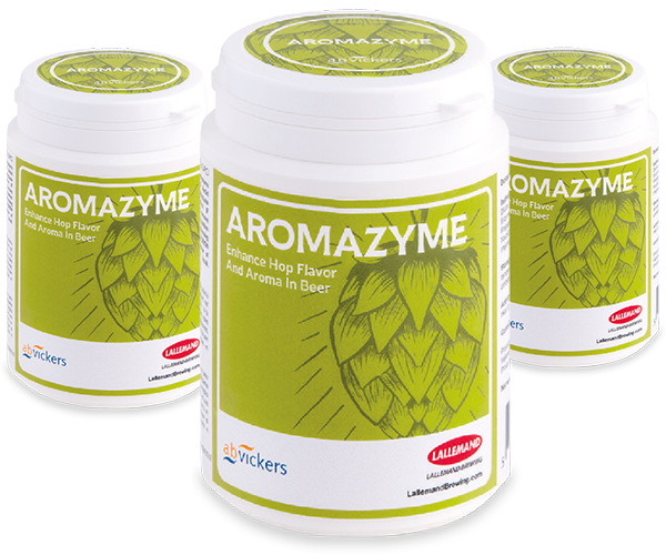 Aromazyme bottles