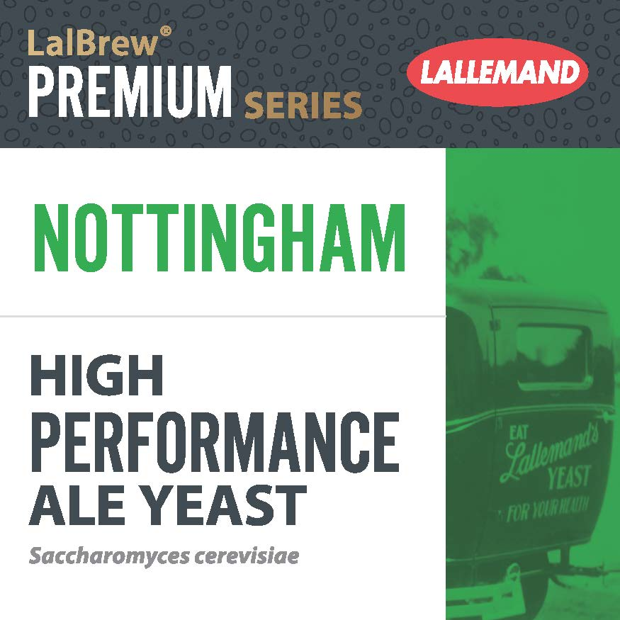 LalBrew® Nottingham High Performance Ale Yeast | Lallemand