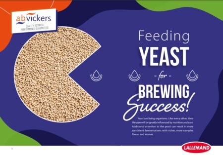 Whitepaper: Feeding yeast for brewing success
