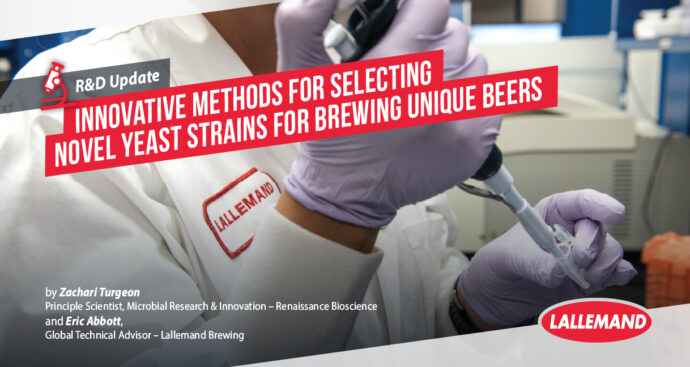brewing yeast selection methods